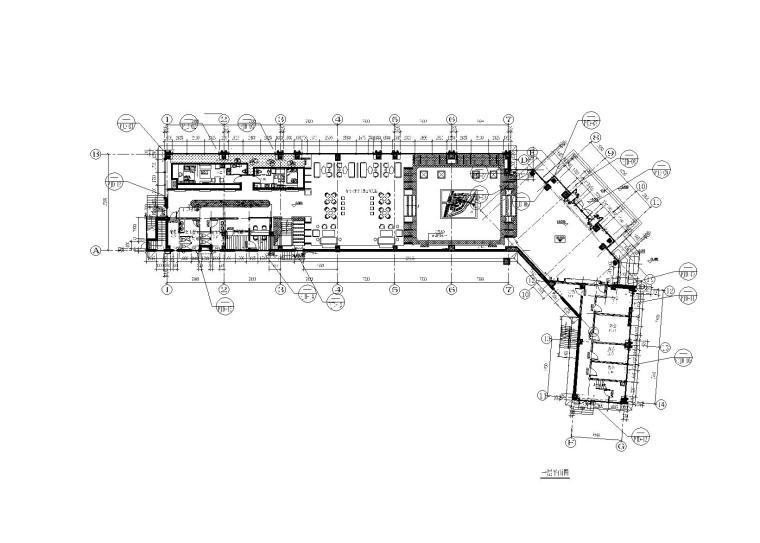 [郑州]售楼处石材幕墙工程施工图(2017.11)