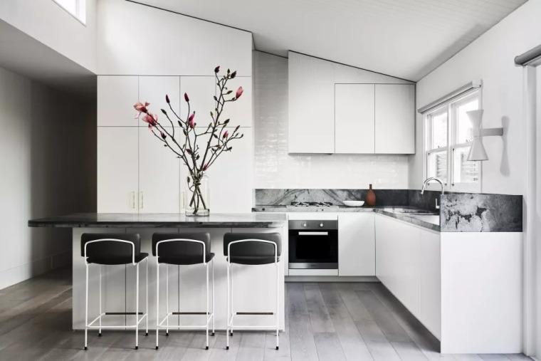 厨房比客厅还好看,让你爱上做饭!!_25