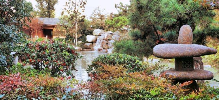 杭州昆仑公馆展示区景观_9