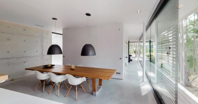 荷兰混凝土板组成的Zeist住宅-13