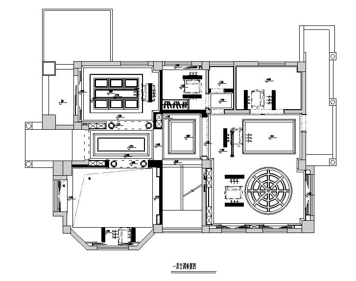 [福建]凝香园别墅设计完整施工图(附高清效果图)