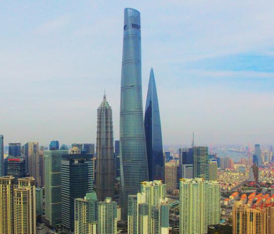 上海中心大厦结构长期竖向变形分析_1