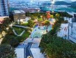 谷与桥——东莞万科中天城市花园景观