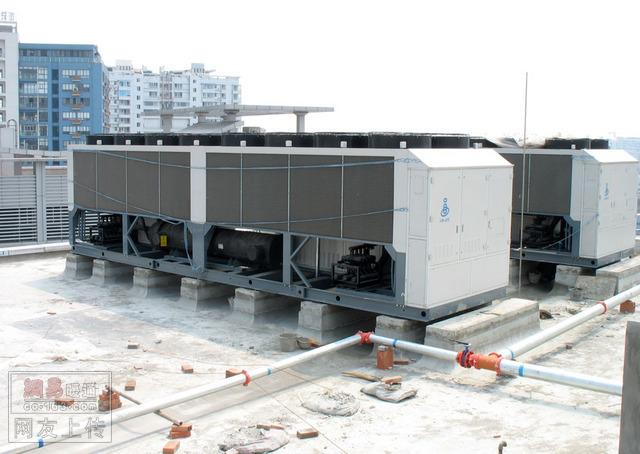 连载· 19|《变风量空调系统》冷源系统设计选择