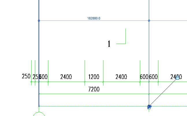 为啥按照视频教学导入CAD后尺寸和CAD图上不对应?
