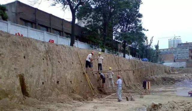 学会11种深基坑支护方式,以后施工深、浅基坑都游刃有余!_15