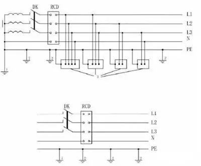 图文讲解:临边防护、临时用电、临时设施_13