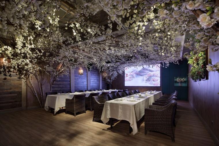 郑州东方天使茶咖啡融合餐厅