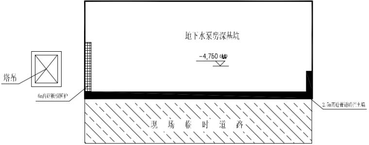 东台汇银商业广场深基坑施工方案