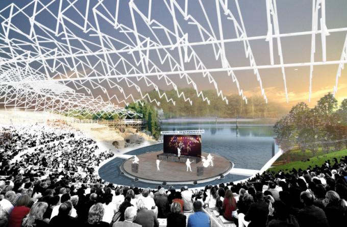 [江苏]滨江现代低碳示范区山水田园城市规划景观设计方案_7