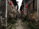 一条小巷,一段回忆,一片深情