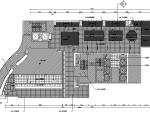 【新疆】新疆特色美食餐厅设计施工图(附效果图)