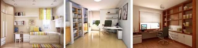 住宅户型的合理尺度(经济型、舒适型、享受型)_22