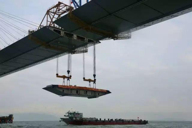 港珠澳大桥钢箱梁原来是这样建成的!_37