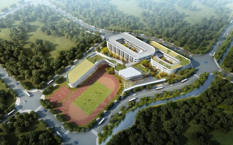 新川创新科技园 通过BIM技术实现项目管理