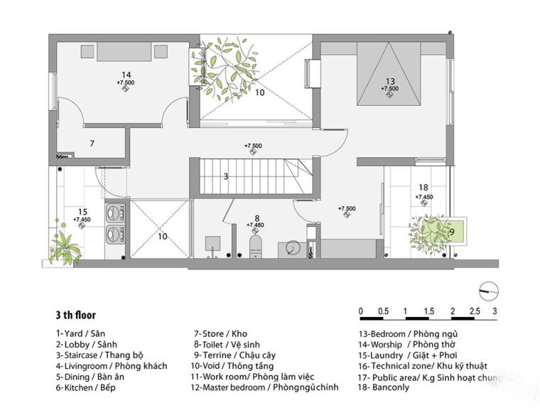 越南HP6住宅平面图 (22)