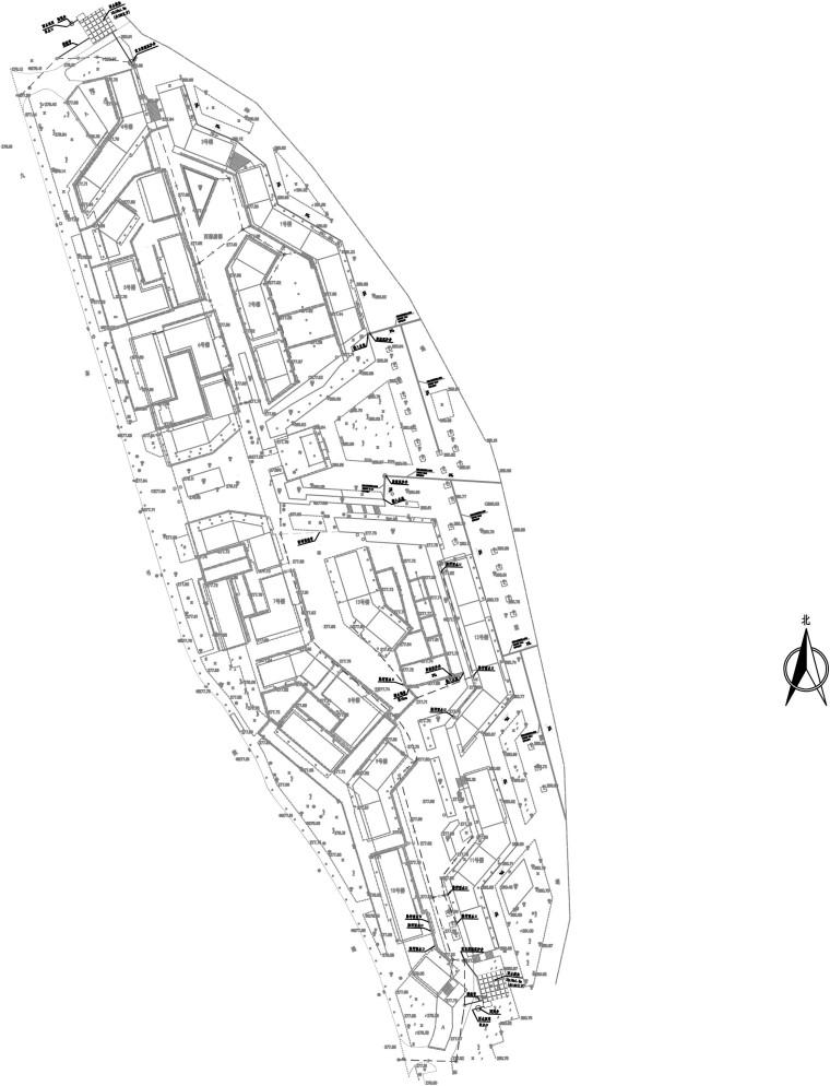 [施工图]西部唐都海绵城市建设工程图纸