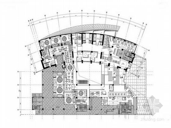 [广东]国际五星级酒店室内设计概念方案