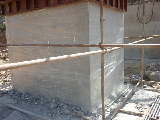 桥梁薄壁空心墩翻模施工工艺