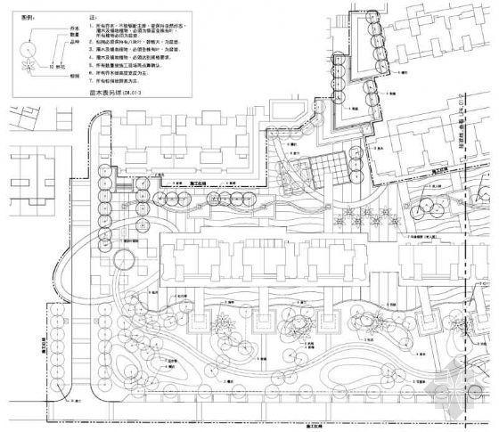 武汉花园小区景观扩初设计方案