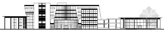 某公司六层办公楼建筑施工图