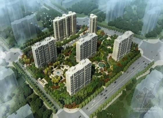 [长沙]高层住宅公馆工程监理规划(9.3万平米 32层)