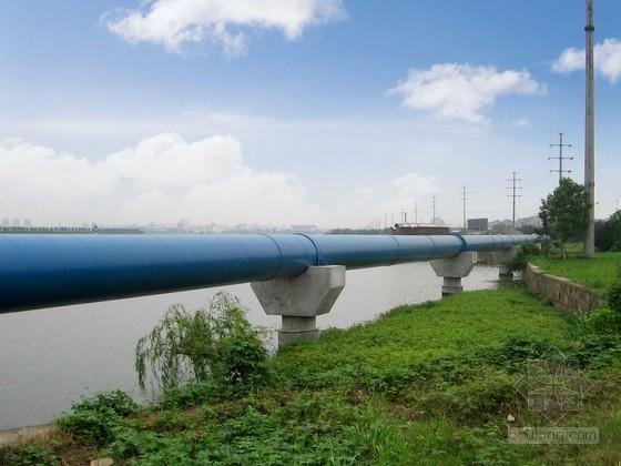 [江苏]乡镇污水管道工程施工组织设计