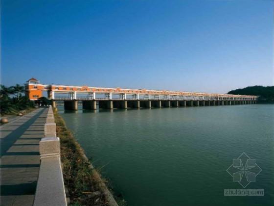 排涝闸土建工程机电设备安装施工组织设计