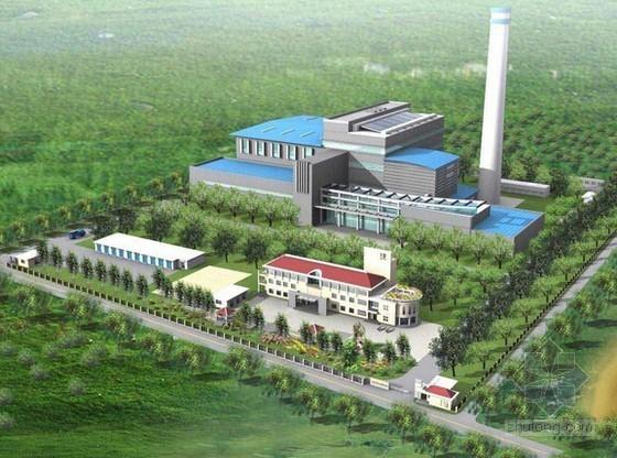 [广州]垃圾处理中心建设工程造价指标分析
