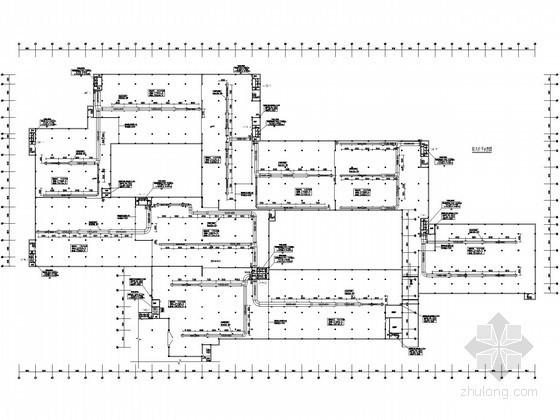 [江苏]住宅小区全套通风设计施工图(35栋楼,地下室人防)