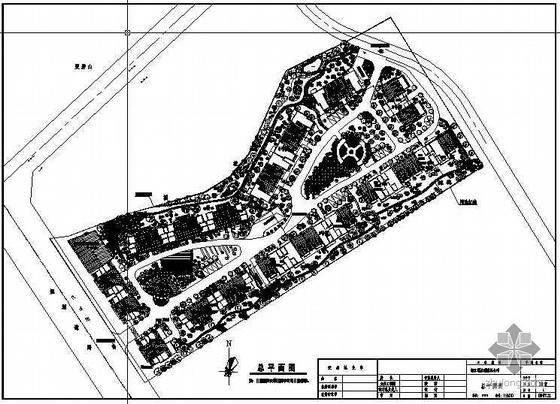 某小区绿化方案设计