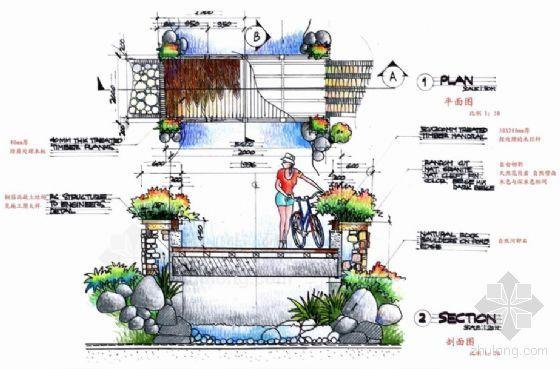 南京居住区景观扩初设计方案-3