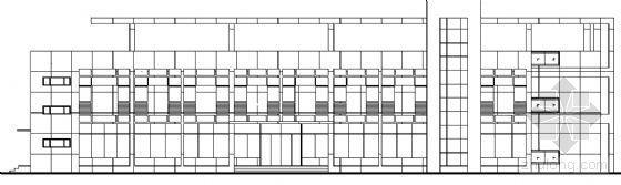 某厂区二层办公楼建筑施工图