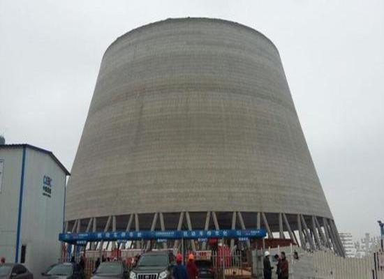 江西电厂施工平台倒塌,大家觉得是什么原因造成的?