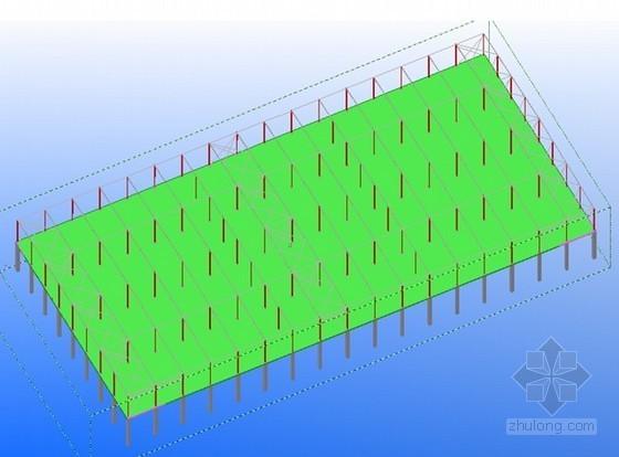[北京]钢结构厂房施工方案(门式刚架、钢结构框架)