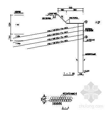 [浙江]某9米深基坑专项施工方案(搅拌桩、钻孔桩、土钉墙)