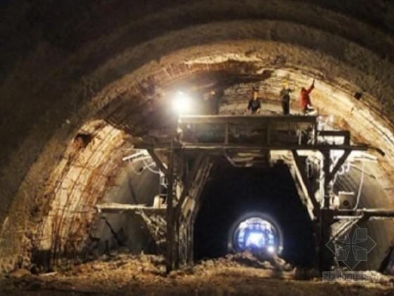 [贵州]高原溶蚀构造丘陵区铁路隧道实施性施工组织设计159页(新奥法)
