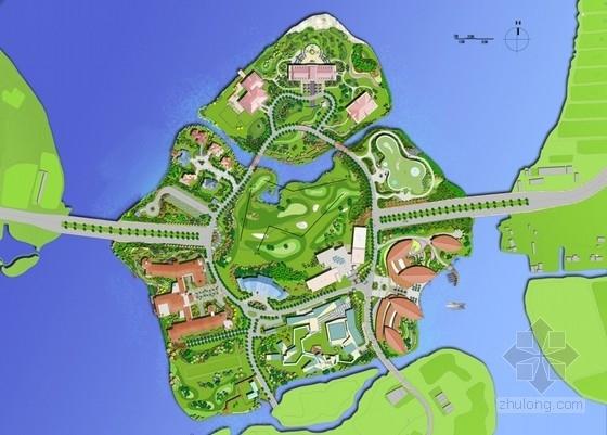 [上海]职业技术培训基地景观绿化工程方案设计