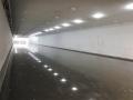 城市地下通道主体结构施工工序