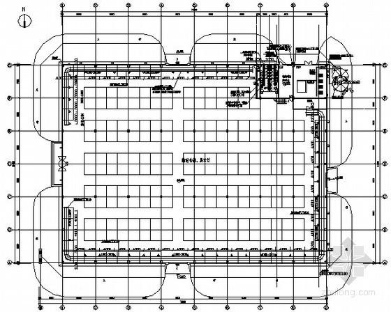 [深圳]展厅中央空调系统设计施工图