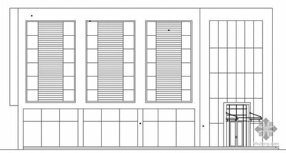 [四川]某三层商业住宅楼建筑结构水电施工图