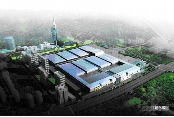 某大型国际会议中心机电工程施工组织设计191页