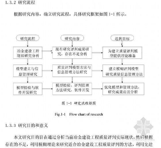 [硕士]冶金建设工程质量评判与信息管理方法研究[2010]