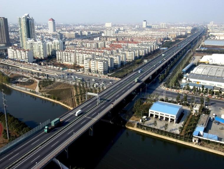 常溧高速提高中河大桥立柱钢筋保护层合格率QC成果报告