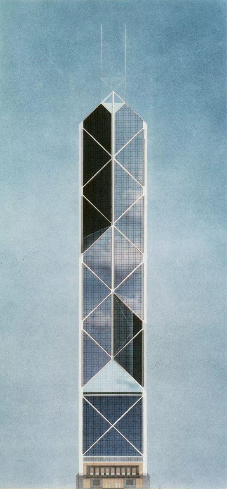 致敬贝聿铭:世界上最会用「三角形」的建筑大师_48