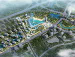 [广西]宝能桂林商业住宅办公娱乐一体式旅游综合体设计文本