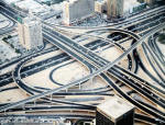 某大道跨铁路立交桥工程施工组织设计(115页)