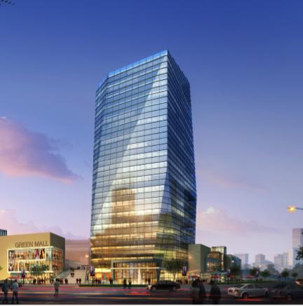 徐州科技广场西侧地块商业规划设计方案(地标性建筑)_3