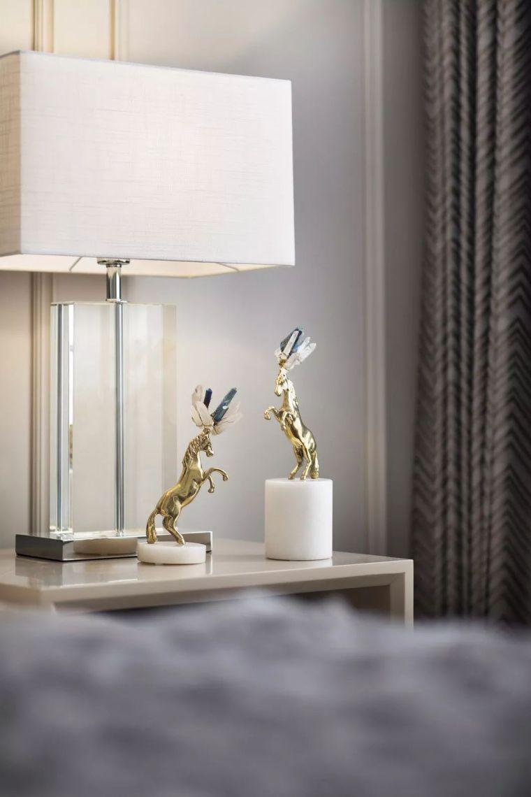 240㎡珍稀优雅豪宅软装设计,创造引领新都市的优质生活空间!_18