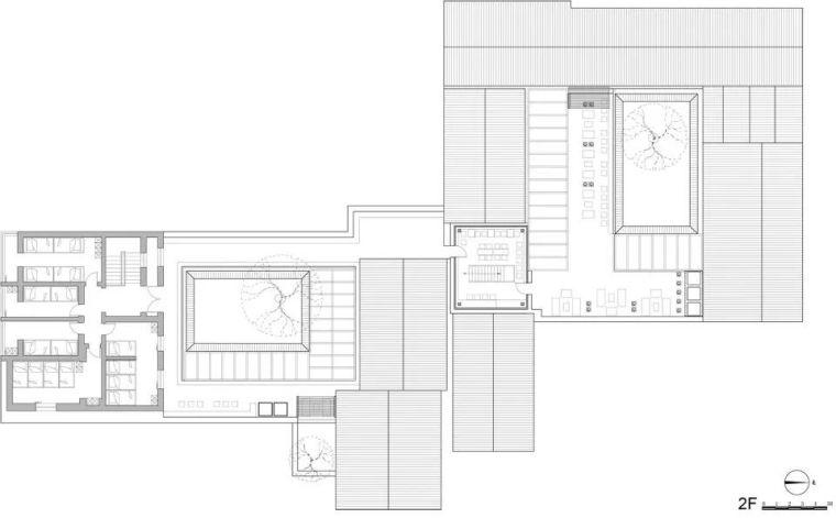 案例分享 四合院改造的胶囊旅馆_18